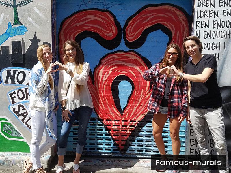 Famous-murals